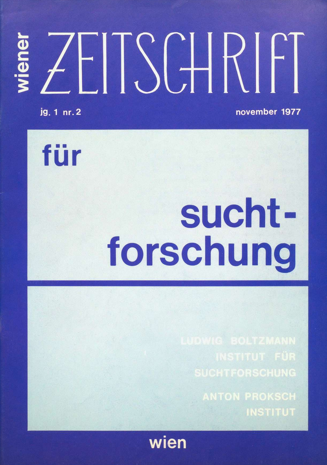 Ansehen Nr. 2 (1977)
